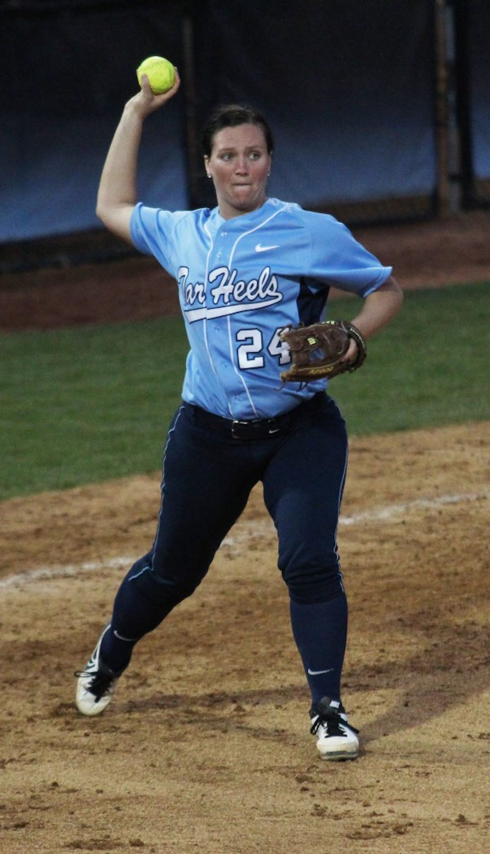 UNC softball springs back from losses