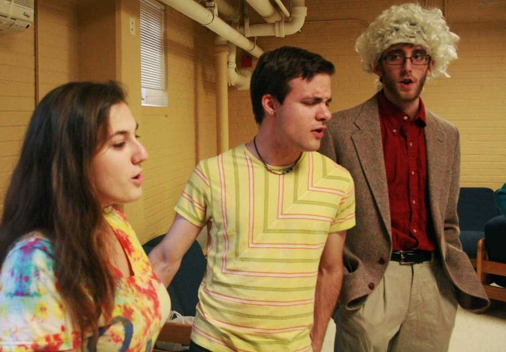 'Amendment One' musical, written by UNC student, to be staged in Carrboro