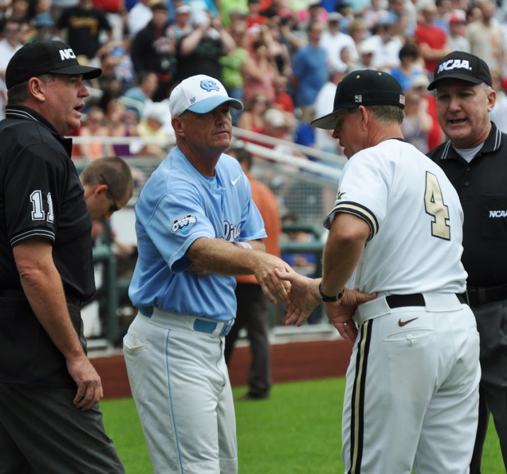 'It's the right time for me': UNC head baseball coach Mike Fox retires