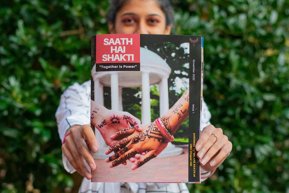 New student-run magazine celebrates diversity in the South Asian community