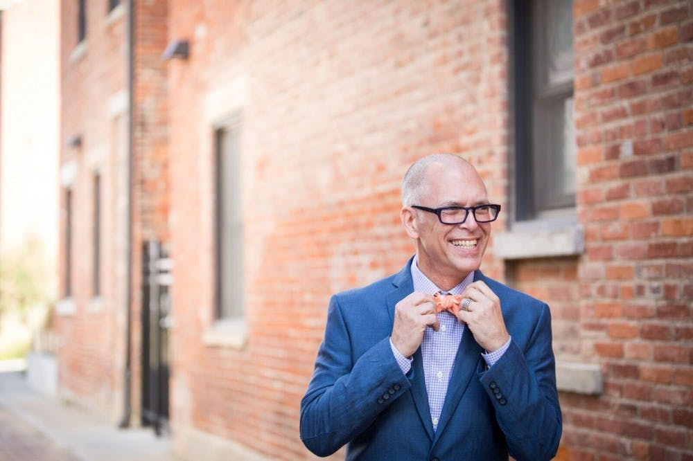 <p>Jim Obergefell, lead plaintiff in the Supreme Court's same-sex marriage&nbsp;case, stressed the importance&nbsp;of the LGBTQ community continuing to push&nbsp;for transgender equality in 2016.&nbsp;Photo courtesy of Emma Parker Photography.</p>