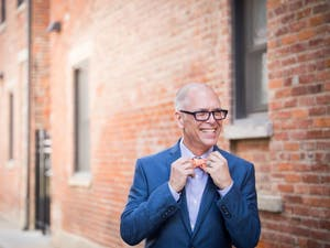 Jim Obergefell, lead plaintiff in the Supreme Court's same-sex marriagecase, stressed the importanceof the LGBTQ community continuing to pushfor transgender equality in 2016.Photo courtesy of Emma Parker Photography.