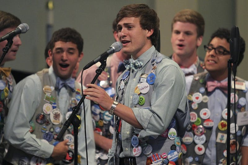 """We love the Clef Hangers, and they are truly part of UNC. However, sometimes you just need to drink to """"Carolina on my Mind."""""""