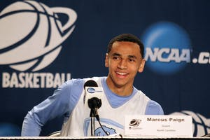 Marcus Paige will help the Tar Heels take on the Harvard Crimson in Jacksonville, Fla., at 7:20 p.m.