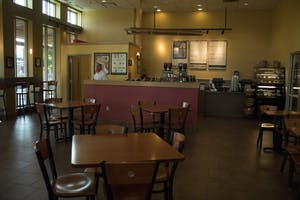 Port City Java, founded in Wilmington, currently has six locations on the campus of NC State.