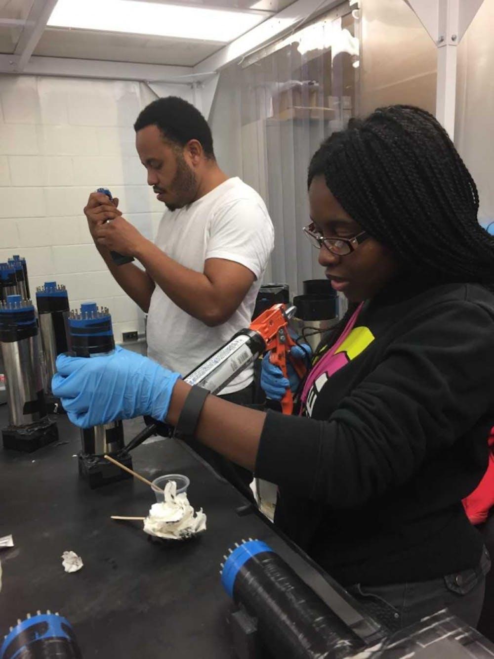 NCCU diversifies the Triangle Universities Nuclear Laboratory