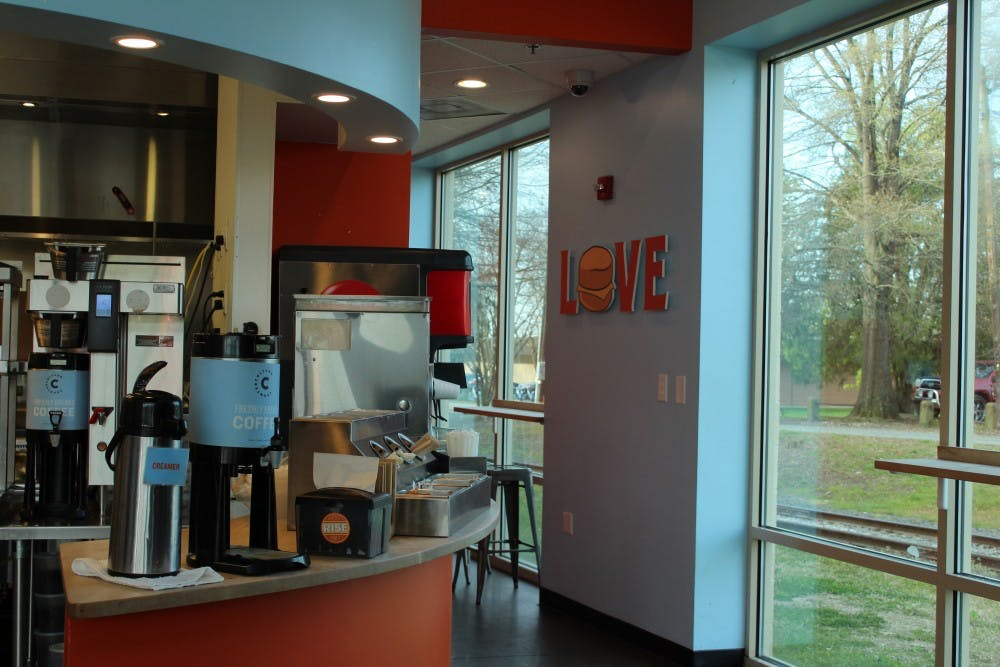 <p>Rise Biscuits, a local chain of breakfast restaurants, is rebranding.</p>