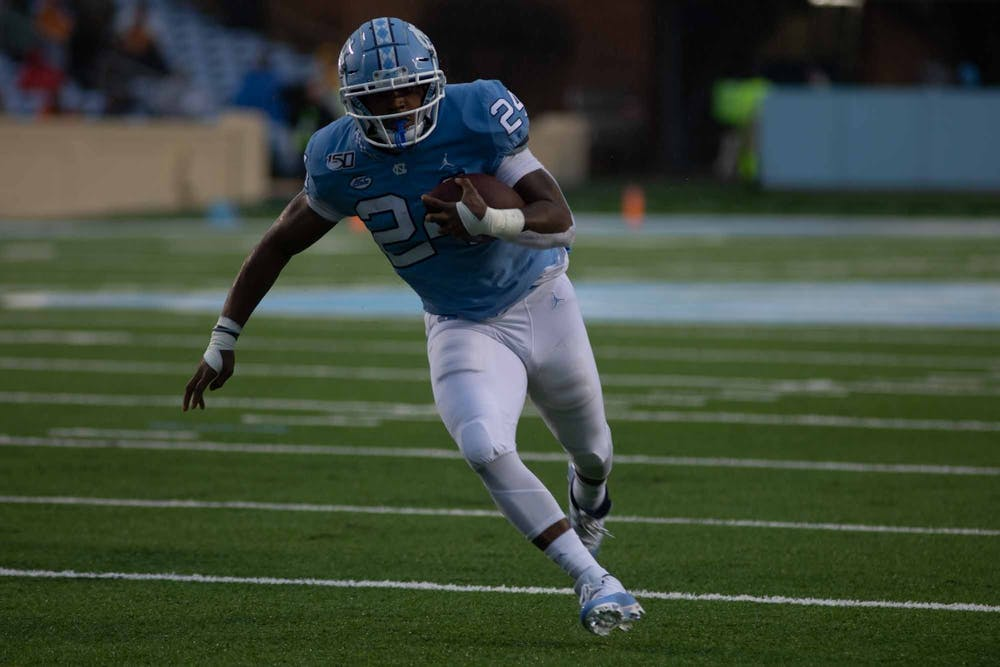 Recap: UNC football dominates in Military Bowl, blows out Temple 55-13
