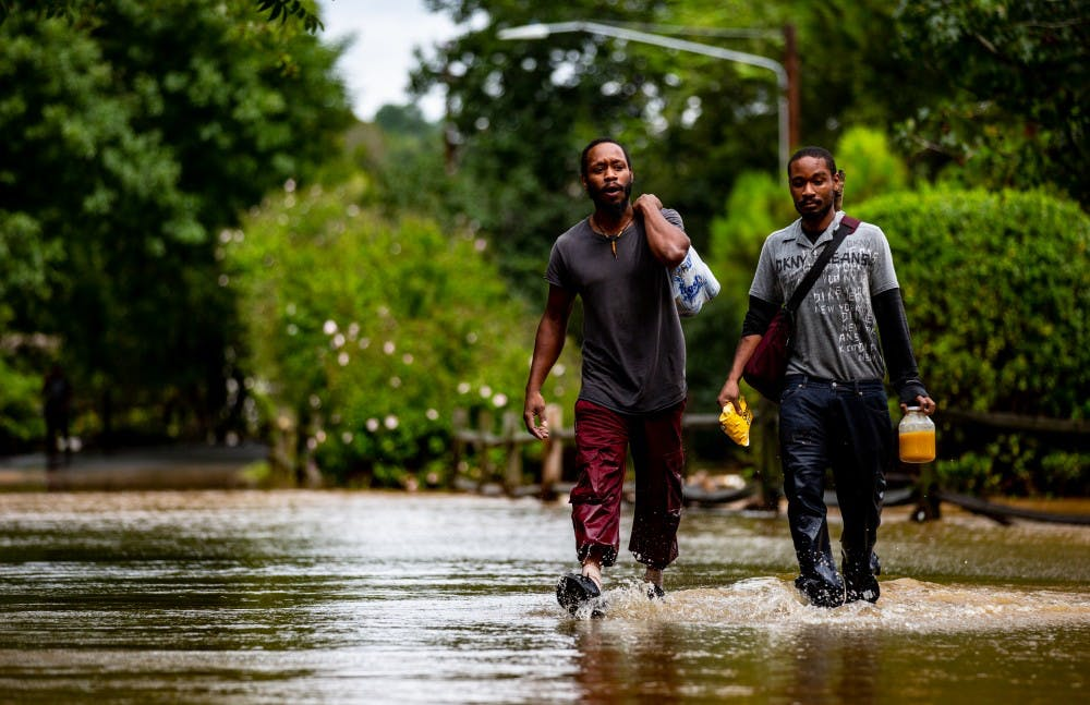 N.C. to receive $542 million in disaster relief for Hurricane Florence recovery