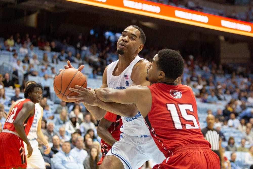 Analysis: UNC's big men bring a mix of youth and experience between Brooks and Bacot