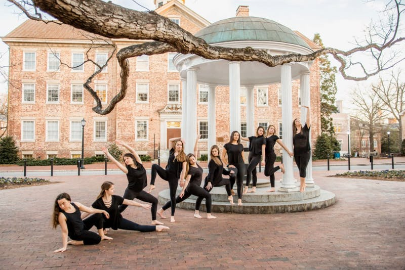 Carolina Vibe will hold its spring showcase on Saturday. Photo by Kendall Bagley.