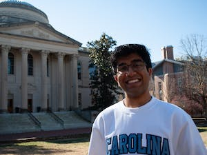 "Junior political science and economics major Keshav Javvadi explains his motivation behind running for Student Body President. ""Having seen the flaws within student government, I wanted to take initiative and truly make student government a way to advocate for and represent all students at Carolina."""
