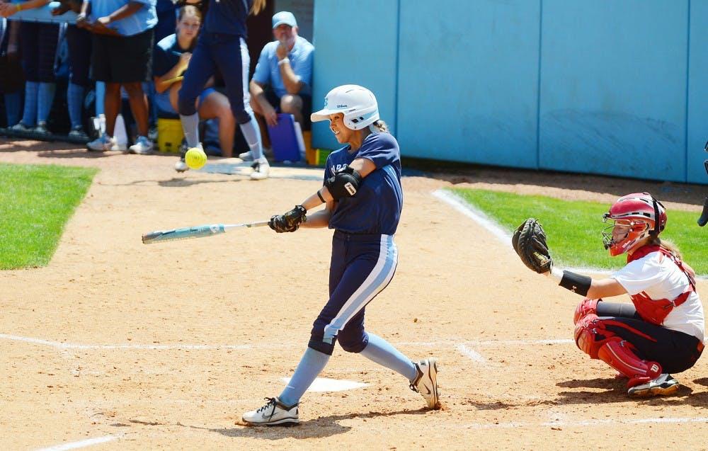 Shortstop Ally Blake hits walk-off home run, seals softball team's series sweep