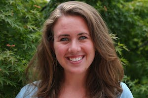 Katie Reilly is the Managing Editor. She is a senior English and political science major from Boxford, Mass.