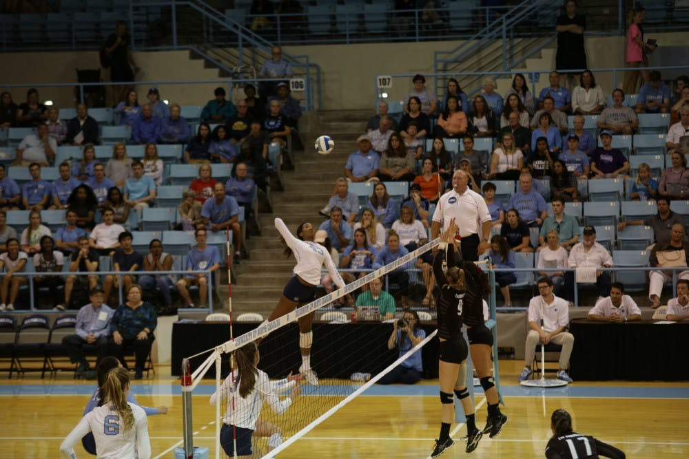 Leath steadies UNC in 3-1 win over LSU