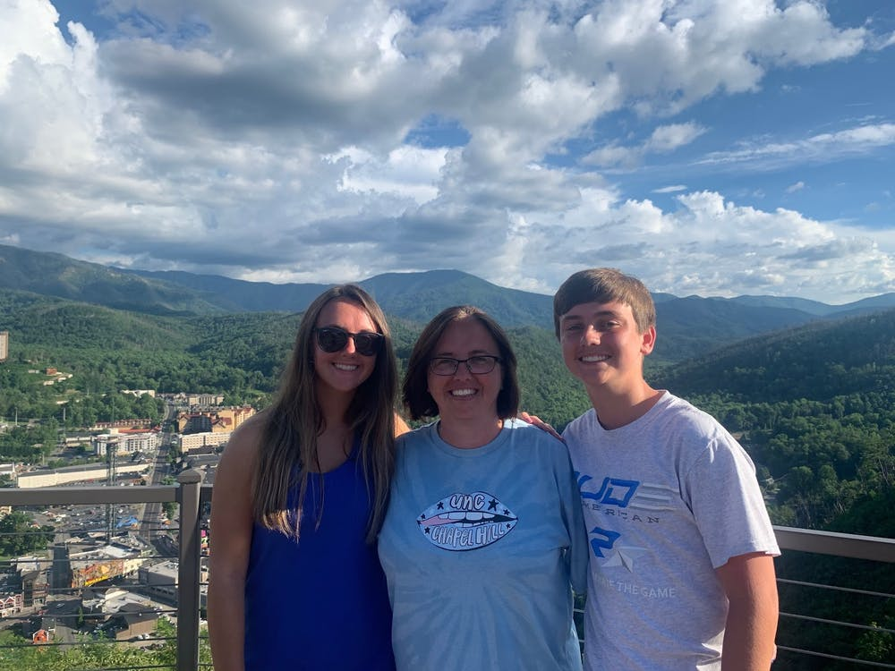 UNC students share highlights from their socially distant summer