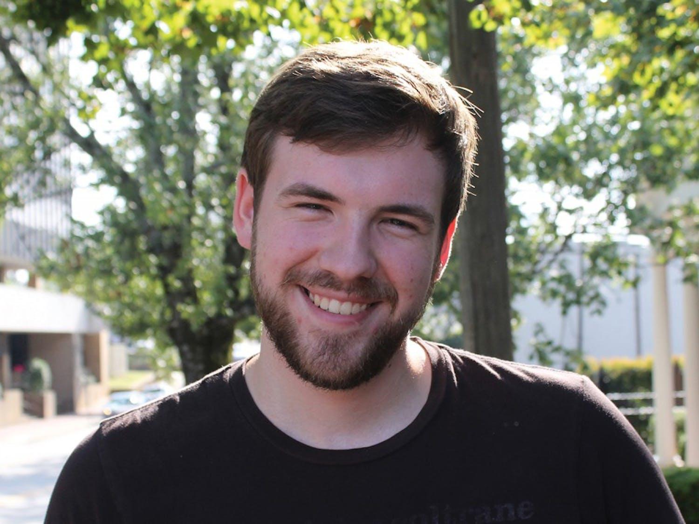 Opinion editor Sam Schaefer