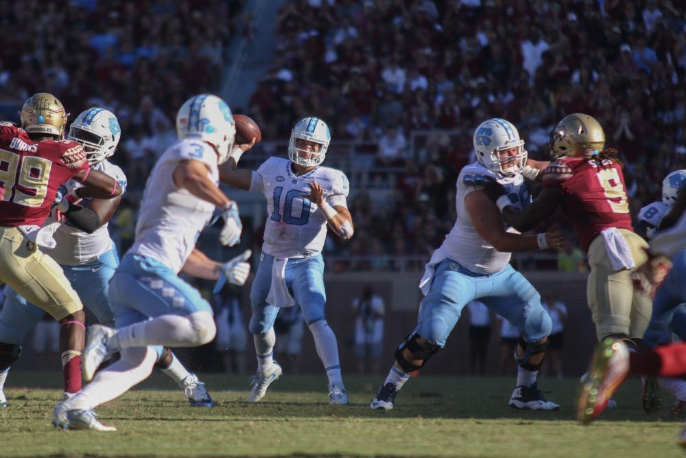 Bored in quarantine? Rewatch some of UNC football's most memorable wins