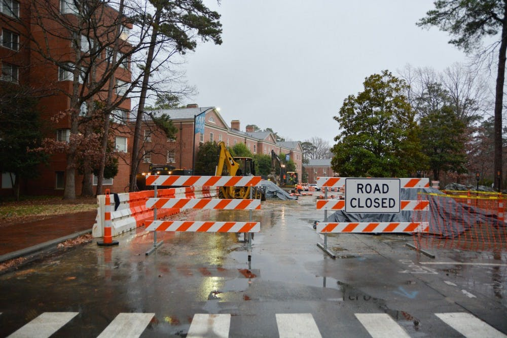 UNC has seen decreased funding for renovations and repairs in recent years