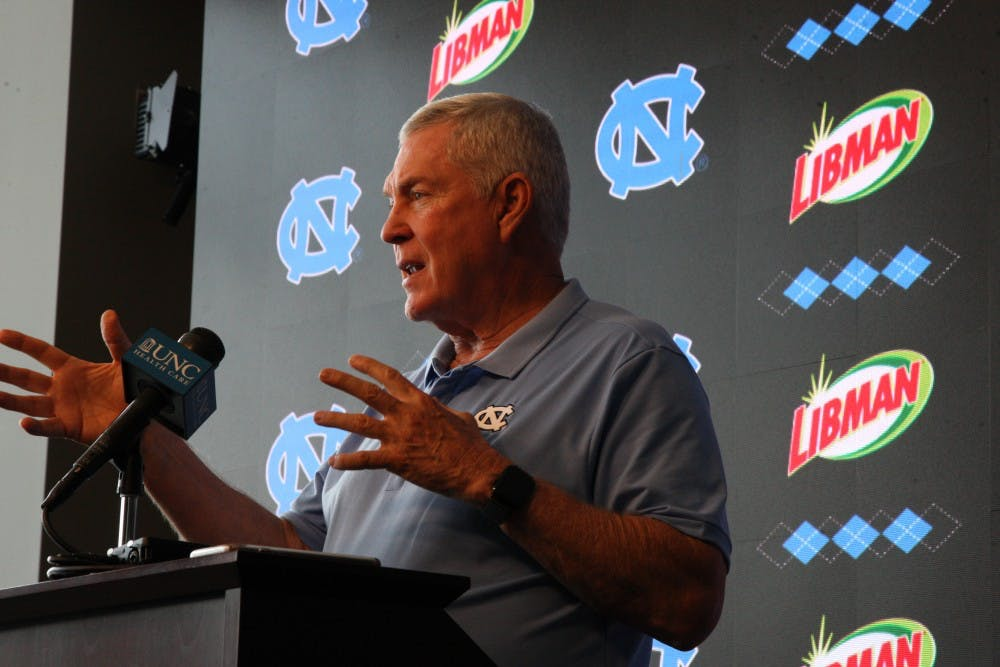 'Planning on playing': UNC football resumes voluntary workouts amid uncertainty