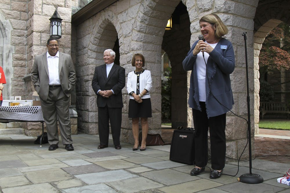 Chancellor and Chapel Hill mayor encourage students to vote early, vote often and get your voice heard