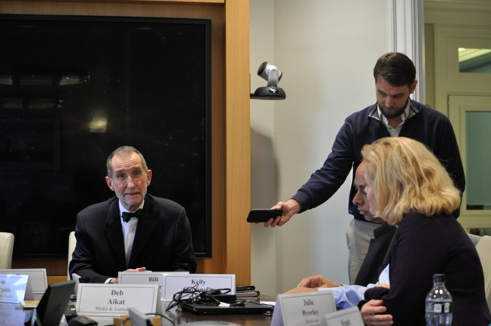 UNC System Presidential Search Committee reviews applications amid COVID-19 delays