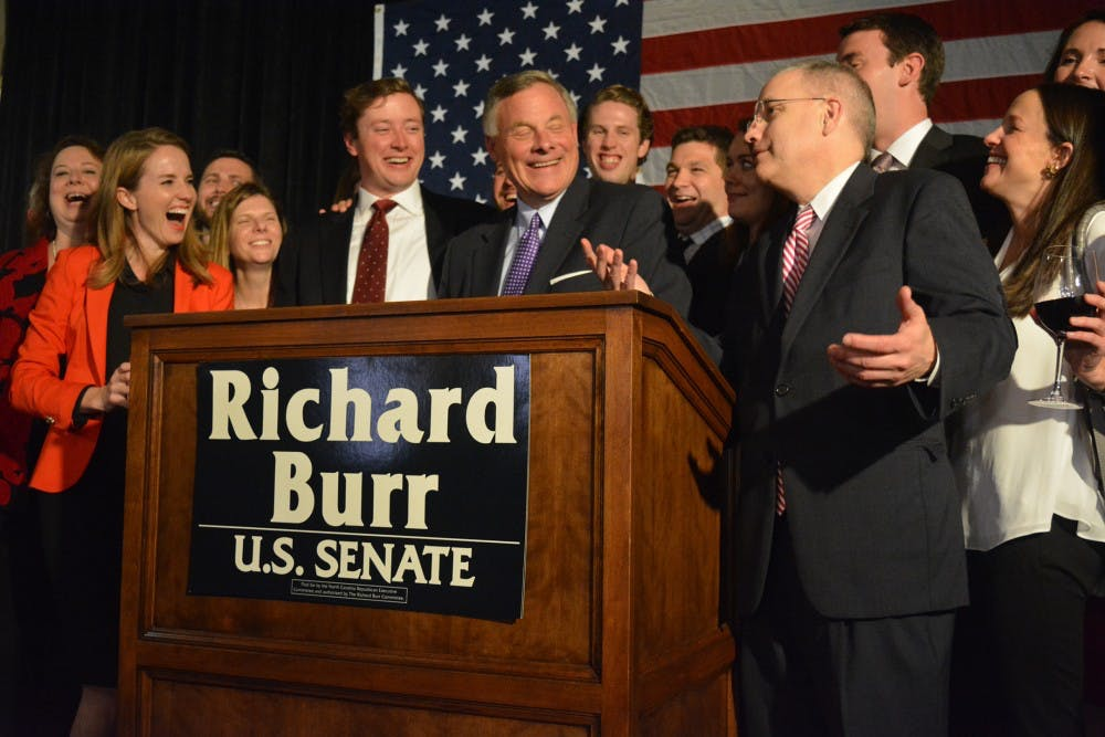 Sen. Richard Burr is under investigation for insider trading. What happens next?