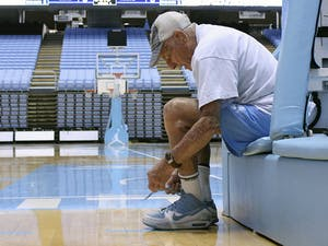 During the 1950s, Bob Gersten was instrumental in bringing New York basketballplayers to North Carolina to play for former Tar Heel coach Frank McGuire.