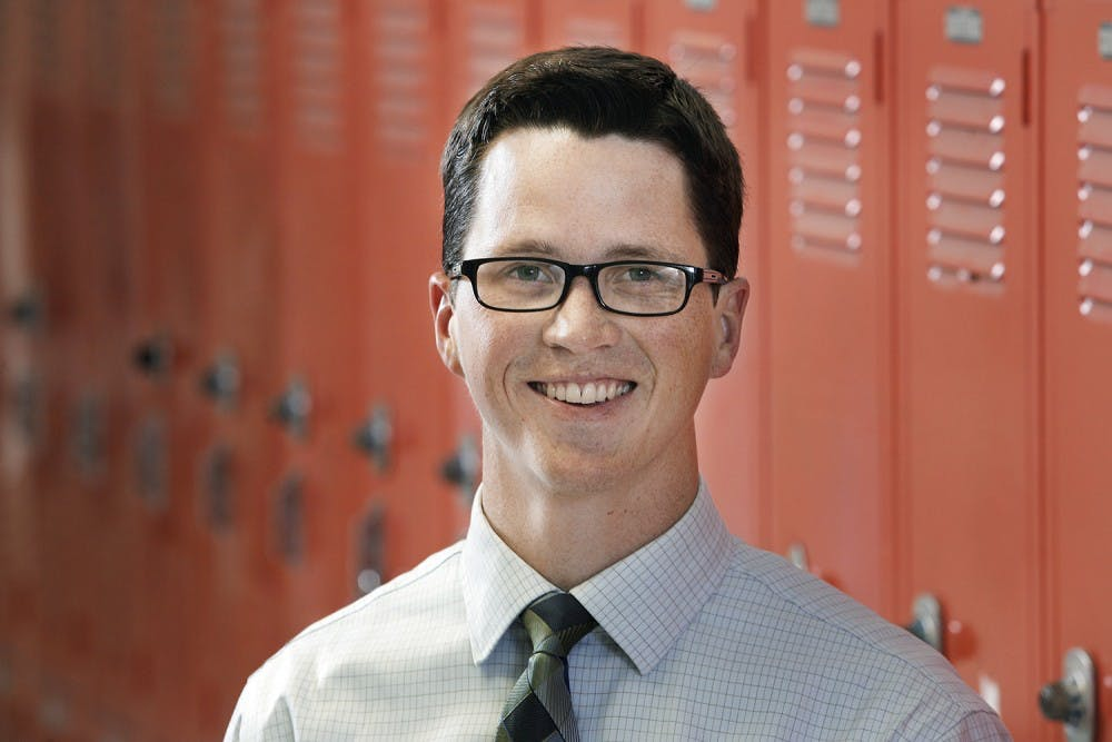 Q&A with author Jackson Olsen on his new book about teaching in the state