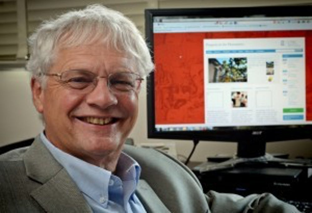UNC professor serves as a valuable resource for students and colleagues