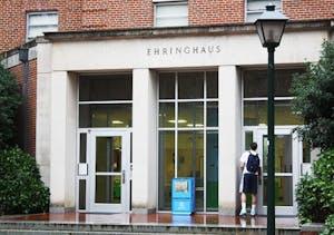 Ehringhaus Residence Hall