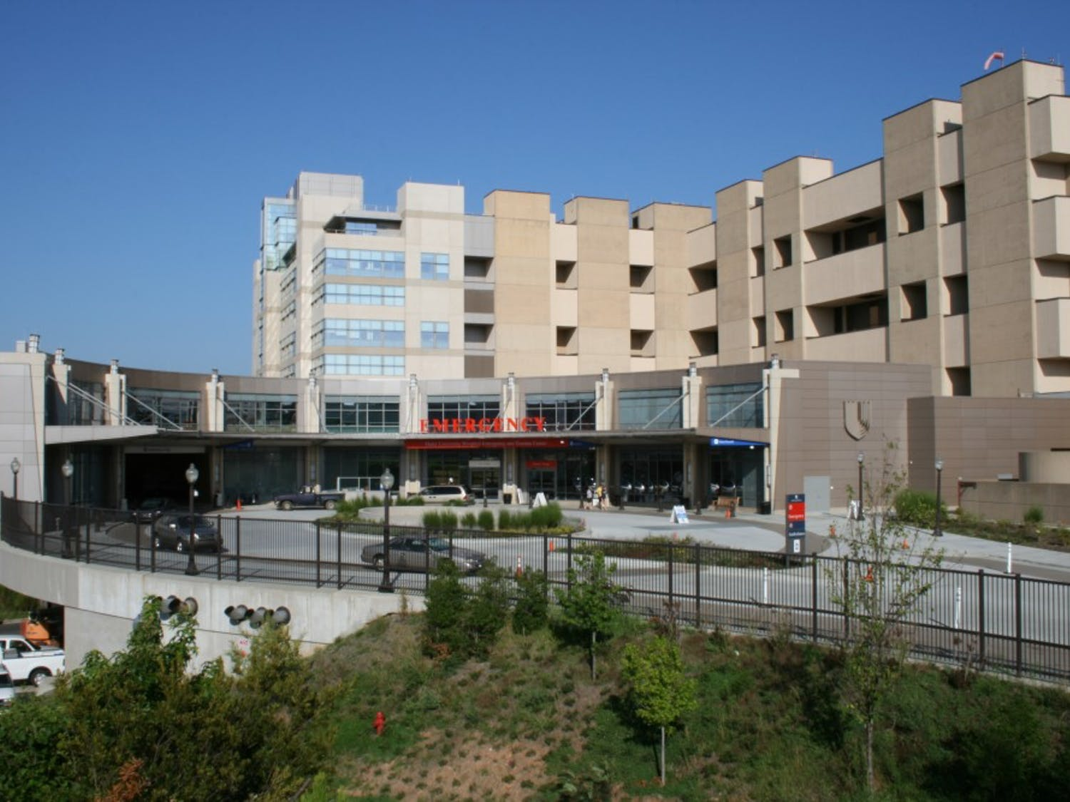 Emergency and Trauma Center at Duke University Hospital in Durham July, 24, 2008. (Ildar Sagdejev/ CC-BY-SA-3.0)