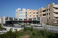 Emergency and Trauma Center at Duke University Hospital in Durham July, 24, 2008. (Ildar Sagdejev/ CC-BY-SA-3.0)