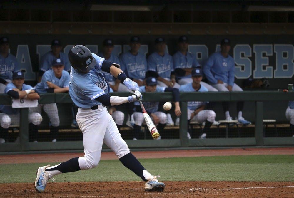UNC baseball finds motivation in 11-1 win over Gardner-Webb