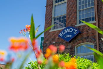 Elmo's Diner, pictured here on Sunday, Sept. 20, 2020, announced on Friday, Sept. 18, along with City Kitchen Restaurant, that it would be permanently closing due to the financial hardships the COVID-19 pandemic brought.