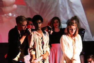 """The UNC Pauper Players will put on the third annual production of """"The Rocky Horror Picture Show"""" this weekend. Photo courtesy of Drake Broussard."""