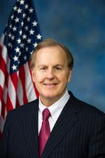 <p>Congressman Robert Pittenger </p>
