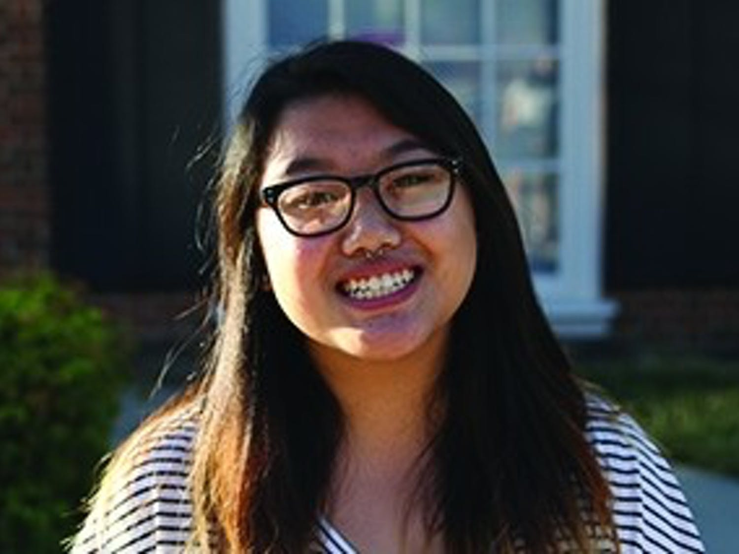 Opinion editor Emily Yue.