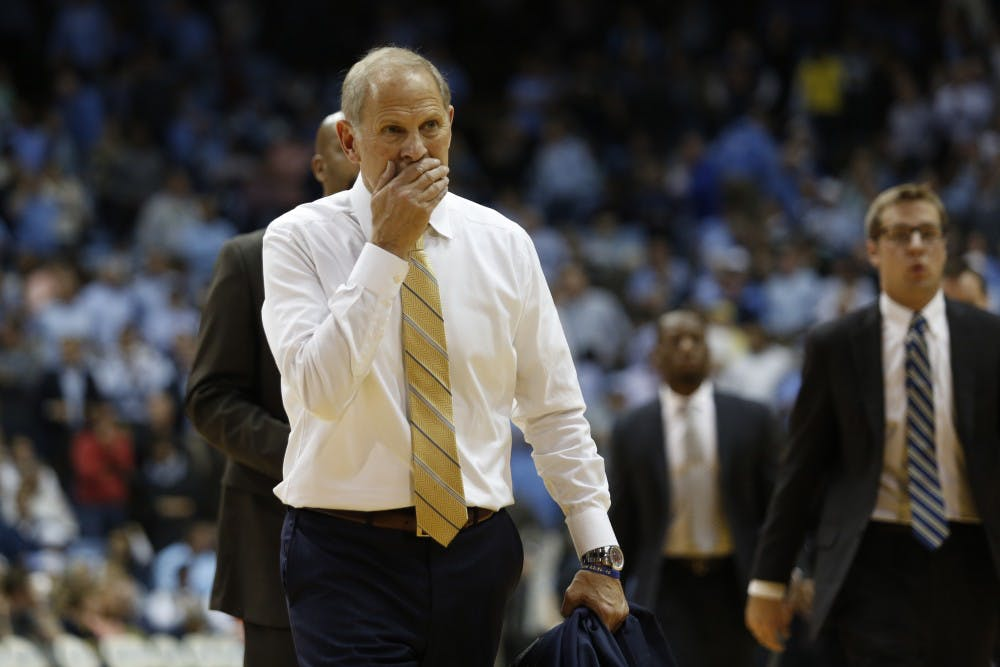 UNC stymies sharp-shooting Michigan with fast pace in 86-71 win