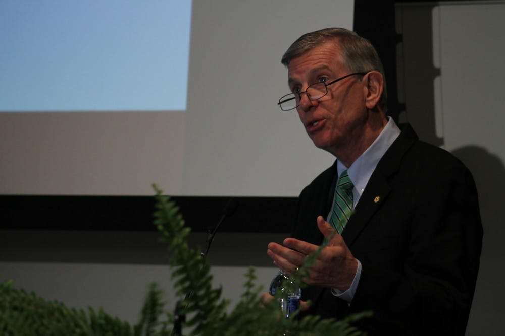 Tom Ross outlines 5-year plan for UNC system
