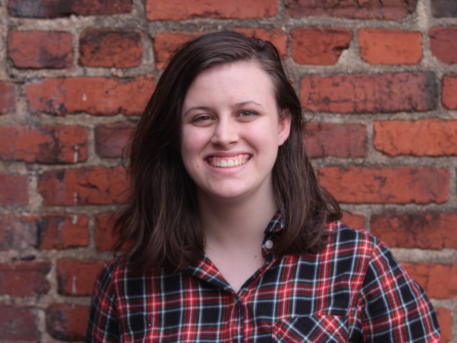 UNC junior Rachel Jones is running for the 2018-2019 Editor-in-chief position at The Daily Tar Heel.