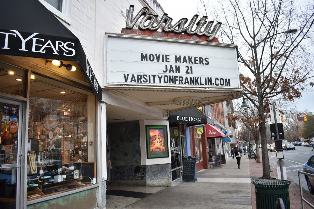 COVID-19 concerns force Varsity Theatre to close for two weeks