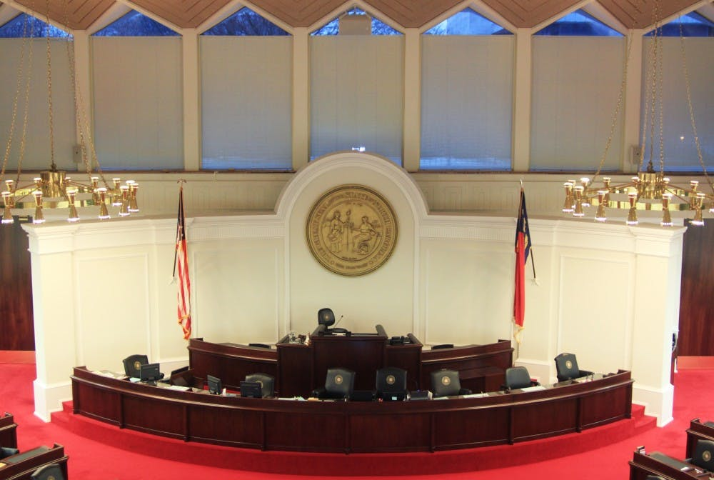New state legislative maps head to N.C. superior court for approval