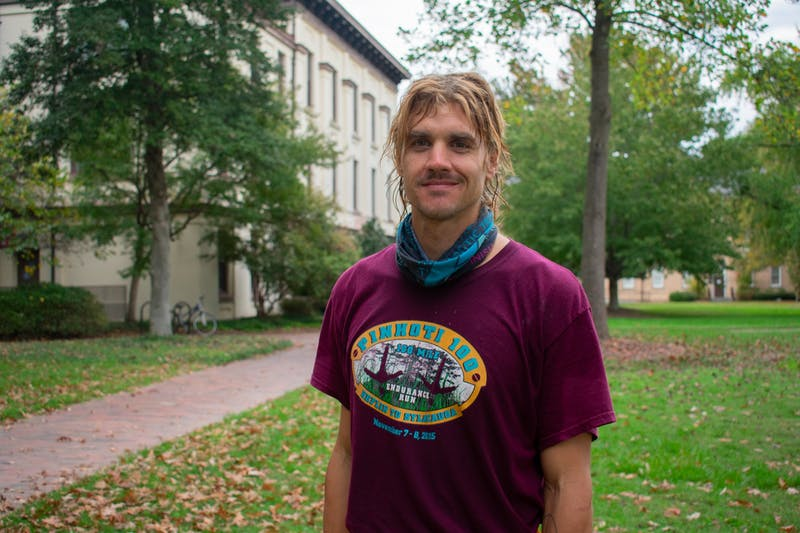 On October 21st, 2020, Nathan Toben ran 77 miles over a period of just over 12 hours to raise money for Triangle BikeWorks. Toben said his training for the run took four months, and he has raised close to $7300 so far.