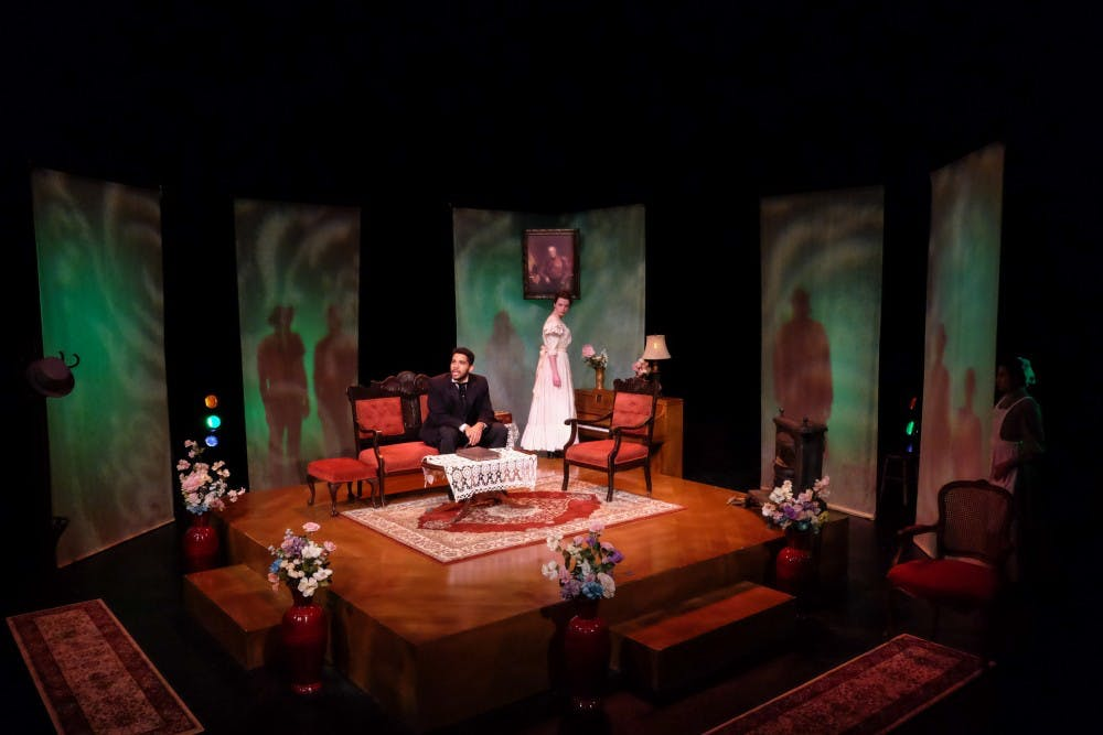 Review: 'Hedda Gabler' tackles expectations of women ambitious production