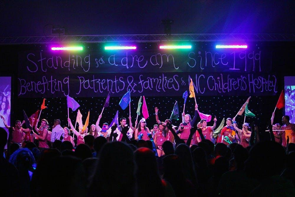 UNC Dance Marathon raises $550K