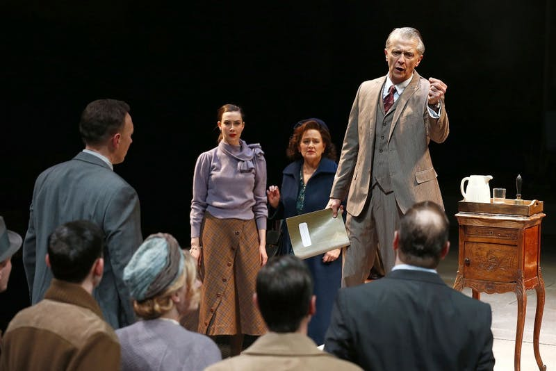 PlayMakers Repertory Company production of An Enemy of the People.