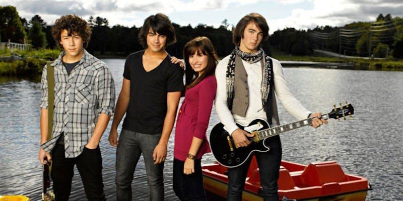 "Everyone loves ""Camp Rock.""Photo taken fromSeventeen.com"