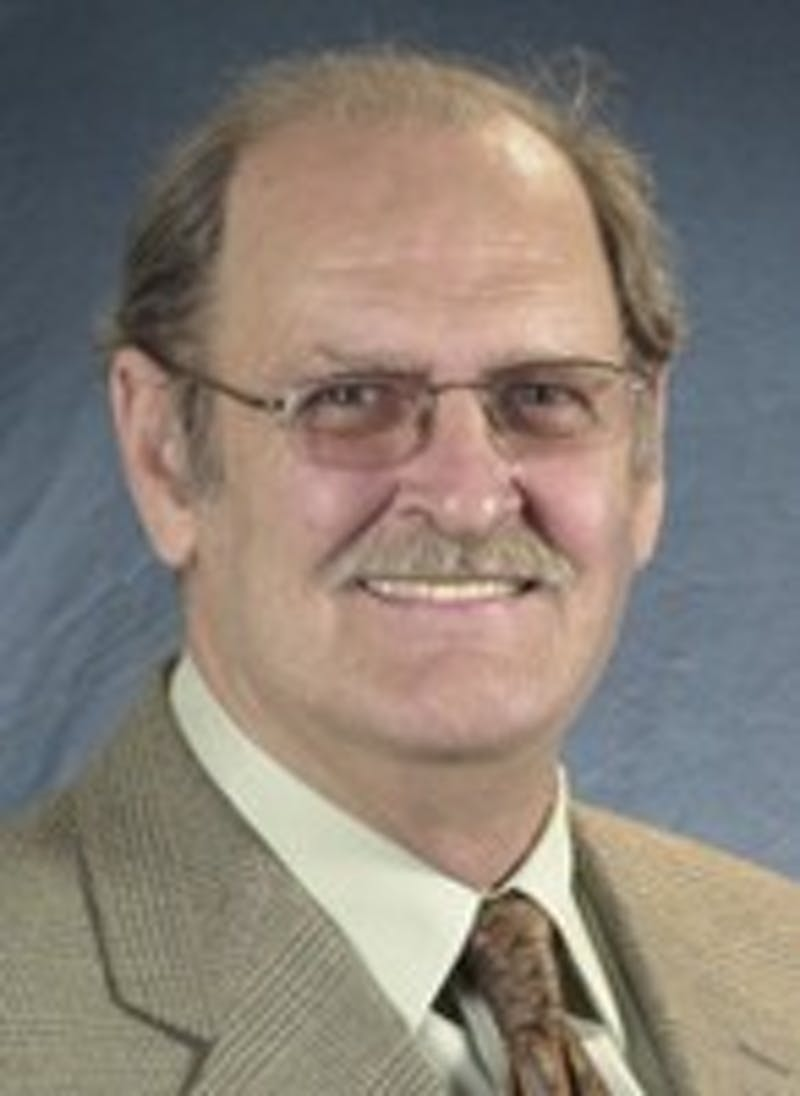 """Ralph Byrns, economics professor, will give his """"last lecture"""" today."""