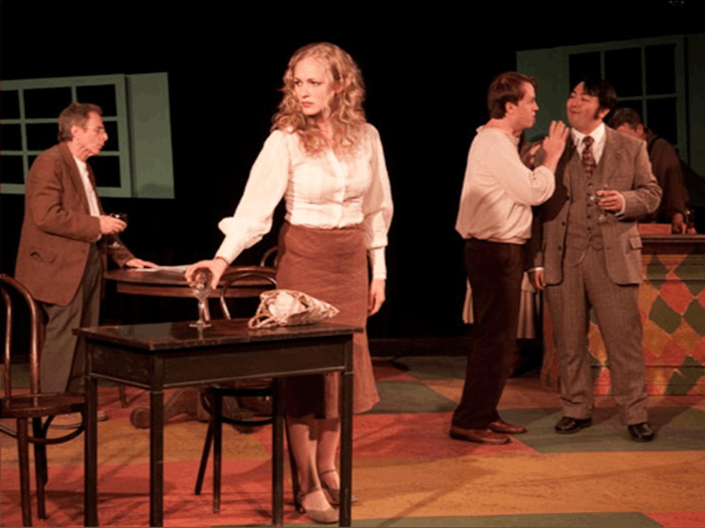 A performance at the ArtsCenter's Earl & Rhoda Wynn Theater. Photo courtesy of Daniel Mayer.